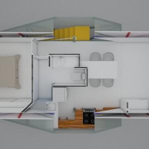 Projeto Casa V - Planta Baixa
