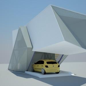 Projeto Casa V - Vista 04