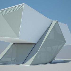 Projeto Casa V - Vista 02