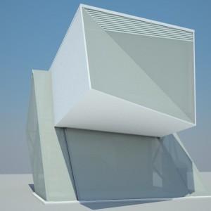 Projeto Casa V - Vista 03