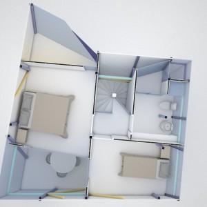 Casa Studio - Planta Baixa