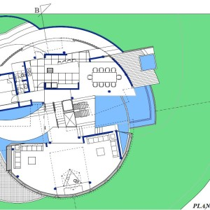 Casa Diamante - Planta 1º Pavimento
