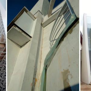 Fotos da Construção