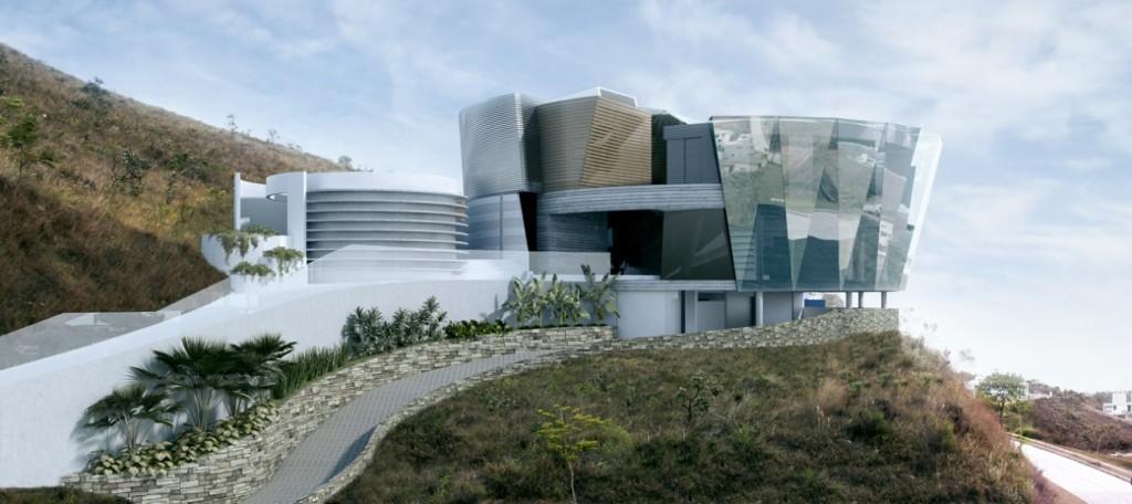 Casa Diamante – Vale dos Cristais, Nova Lima/MG